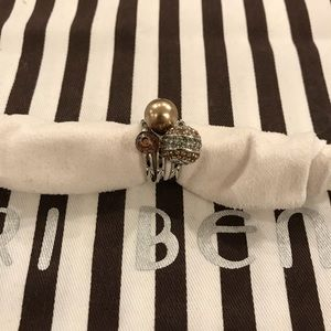 Henri Bendel ring set